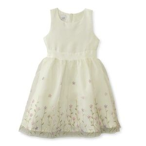 NEW Special Editions Girls Embroidered Dress 14 16